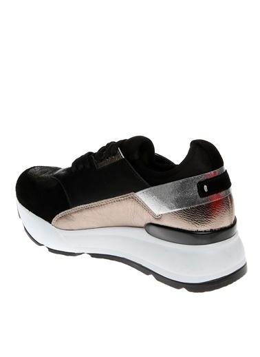 Black Pepper Ayakkabı Siyah